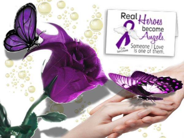 Purple Rose of Sarcoidosis