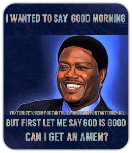 "Bernie Mac ""Can I Get An Amen?"""
